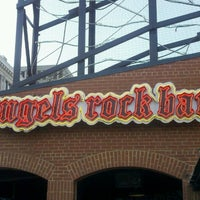 Photo taken at Angels Rock Bar by Danielle R. on 6/19/2012