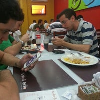 Foto tirada no(a) Restaurante Grão & Grão por Douglas P. em 7/2/2012