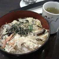 Photo taken at Kensaku Japanese Restaurant by Agatha P. on 3/2/2012
