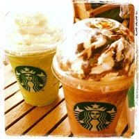 Photo taken at Starbucks by (Ω) 🙊 Monkey M. on 2/17/2012