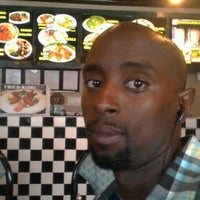 Photo taken at Makarios Kabobs & Grill by C.LaLa R. on 5/23/2012