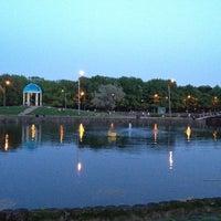 Photo taken at Парк «Дубки» by Владимир Т. on 5/16/2012