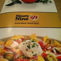 Photo taken at Ninety Nine Restaurant by Natasha A. on 2/22/2012