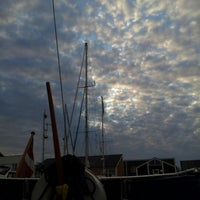 Photo taken at Øer Maritime Ferieby by Christian B. on 7/7/2012