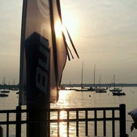 Photo taken at Chelos Waterfront Bar & Grille by Adam A. on 8/24/2012