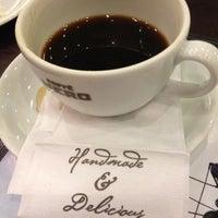 Photo taken at Caffè Nero by Yildiz G. on 8/12/2012