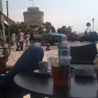 Photo taken at Starbucks by Stanislava A. on 9/8/2012