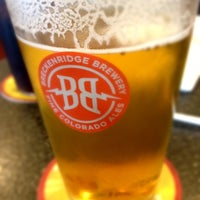 Photo taken at Breckenridge Brewery & BBQ by Ben D. on 7/23/2012