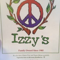 Photo taken at Izzy's by Lesley C. on 8/15/2012