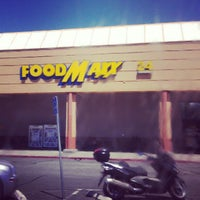 Photo taken at FoodMaxx by Andrew P. on 6/19/2012