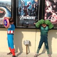 Photo taken at Movie Tavern by Monica G. on 5/5/2012