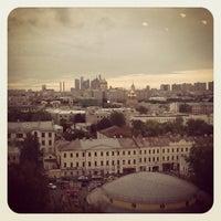 Photo taken at Радио «Спутник» by Саша Б. on 9/6/2012