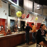 Photo taken at Jacques Torres Chocolate by Janis W. on 8/7/2012