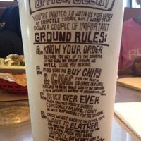 Photo taken at Chipotle Mexican Grill by Nyoka G. on 6/26/2012