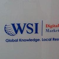 Photo taken at WSI Marketing Digital by Gustavo P. on 5/4/2012