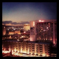 Photo taken at Bally's Hotel & Casino by Rob H. on 10/16/2011