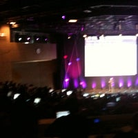 Photo taken at LIFT Conference 2012 by Doris on 2/3/2011