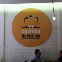Photo taken at Cozinha da Vizinha by Juan A. on 3/31/2012