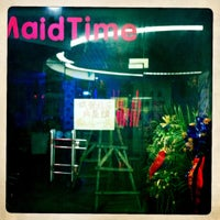 Photo taken at Maid Time 女仆时间咖啡屋 by Jian C. on 7/8/2011