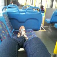 Photo taken at 2 YRT Bus (Milliken to Finch Station) by Sumbul A. on 7/18/2012