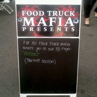 Photo taken at Union City Street Eats by Janelle on 8/26/2011