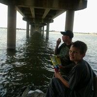 Photo taken at Lake Lavon by Cherish H. on 5/19/2012