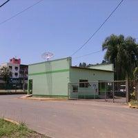 Photo taken at Estação Rodoviária de Nova Hartz by Emerson F. on 3/26/2011