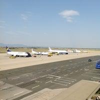 Photo taken at Zagreb International Airport (ZAG) by Mike Z. on 8/24/2012