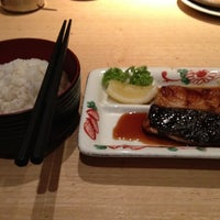 Photo taken at Sushi Tei by Kevin S. on 5/30/2012