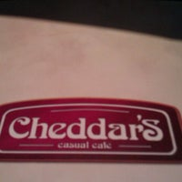 Photo taken at Cheddar's Casual Café by James C. on 3/31/2012