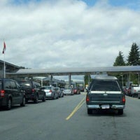 Foto tirada no(a) Canada Border Services Agency por Nick G. em 6/9/2012