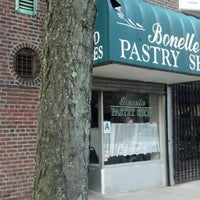 Photo taken at Bonelle Pastry Shop by jose b. on 8/17/2012