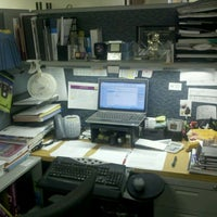 Photo taken at Dunder Mifflin Office Space by James H. on 11/28/2011