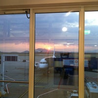 Photo taken at Gate B03 by Nikos B. on 11/27/2011