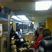 Photo taken at Which Wich Superior Sandwiches by Mike D. on 12/3/2011