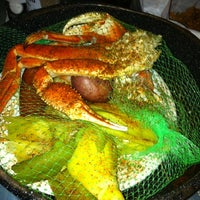 Photo taken at Joe's Crab Shack by Vincent F. on 3/19/2011