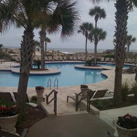 Photo taken at The Ritz-Carlton, Amelia Island by Jay A. on 10/31/2011