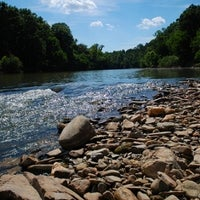Photo taken at Glover River by TravelOK on 1/6/2012