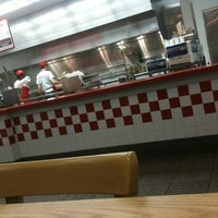 Photo taken at Five Guys by Jimbo K. on 2/27/2012
