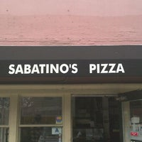 Photo taken at Sabatino's NYC Pizza by VC S. on 2/17/2011