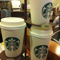 Photo taken at Starbucks by Paulina W. on 5/22/2012
