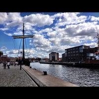Photo taken at Hafen Wismar by Michael G. on 7/22/2012