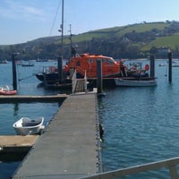 Photo taken at Salcombe Estuary by Nick T. on 3/30/2012