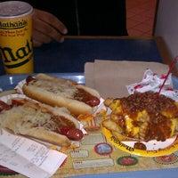 Photo taken at KFC/Tim Horton's/Nathan's by B. Nuttz on 2/14/2012