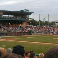 Photo taken at Dozer Park by Charlotte M. on 6/23/2012