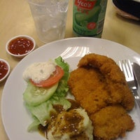 Photo taken at MCYS Cafe by Insyirah_Zahirah on 9/20/2011