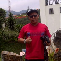 Photo taken at @Air Terjun Guci by Prisma B. on 8/27/2012