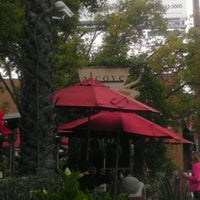Photo taken at Alcove Cafe & Bakery by Aaron L. on 12/17/2011