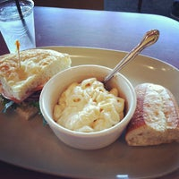 Photo taken at Panera Bread by Shannon M. on 7/17/2012