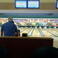 Photo taken at AMF Western Branch Lanes by Glen K. on 1/28/2012